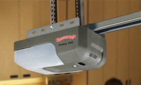 Trouble Shooting an Overhead Door Destiny 1200 Garage Door Opener