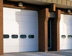 Commercial garage doors and rolling steel doors