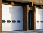 Commercial garage doors and rolling steel doors