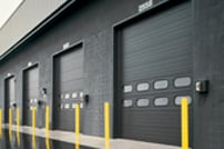 Thermacore Series commercial sectional doors