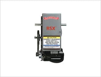 RSX state of the art commercial garage door openers