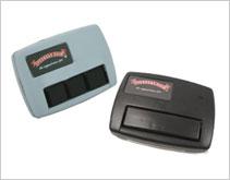 Commercial door opener remote controls