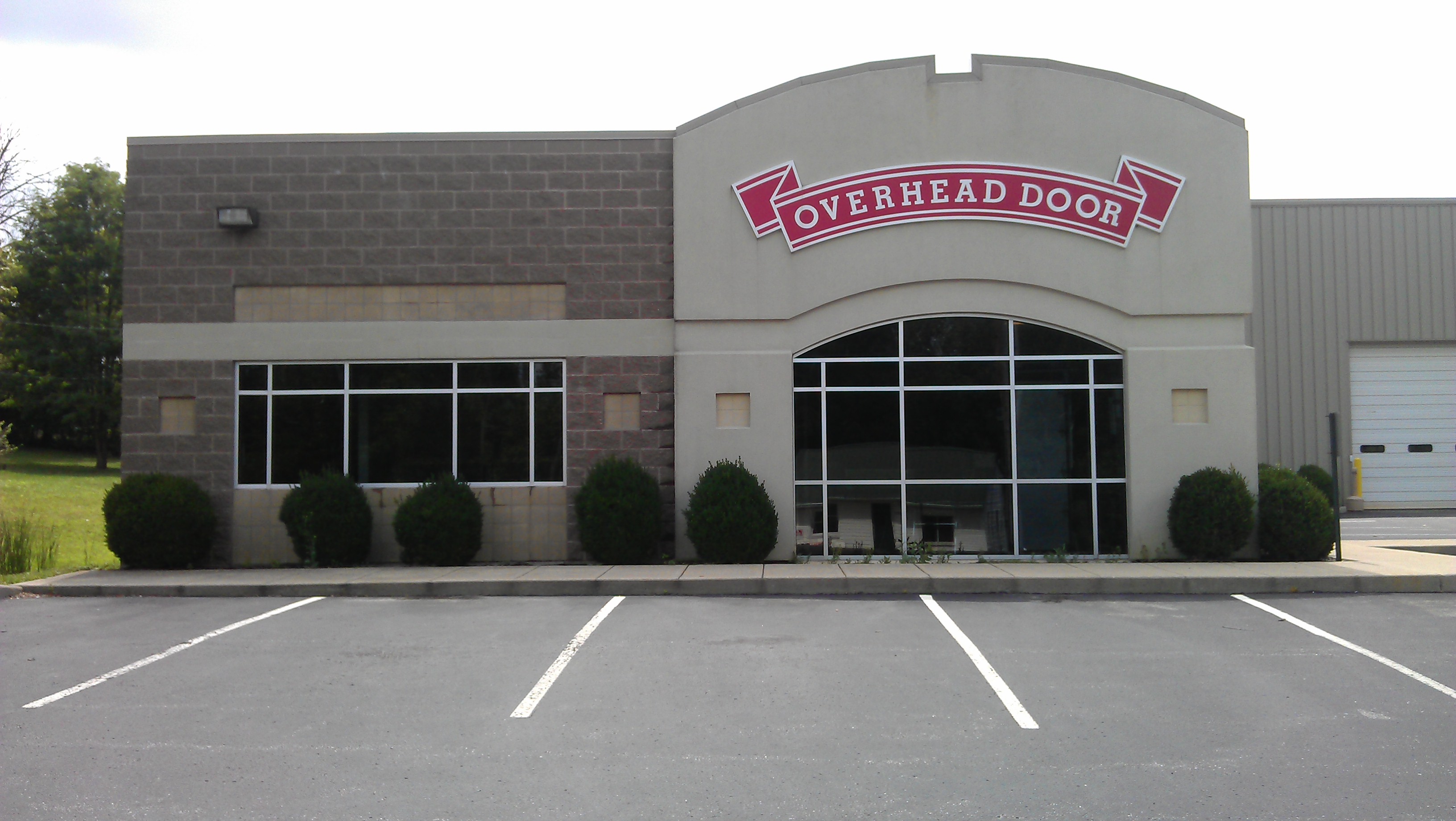 Overhead Door Company of Northern Kentucky showroom location