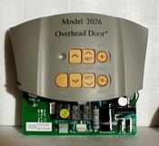 Legacy 800 circuit board