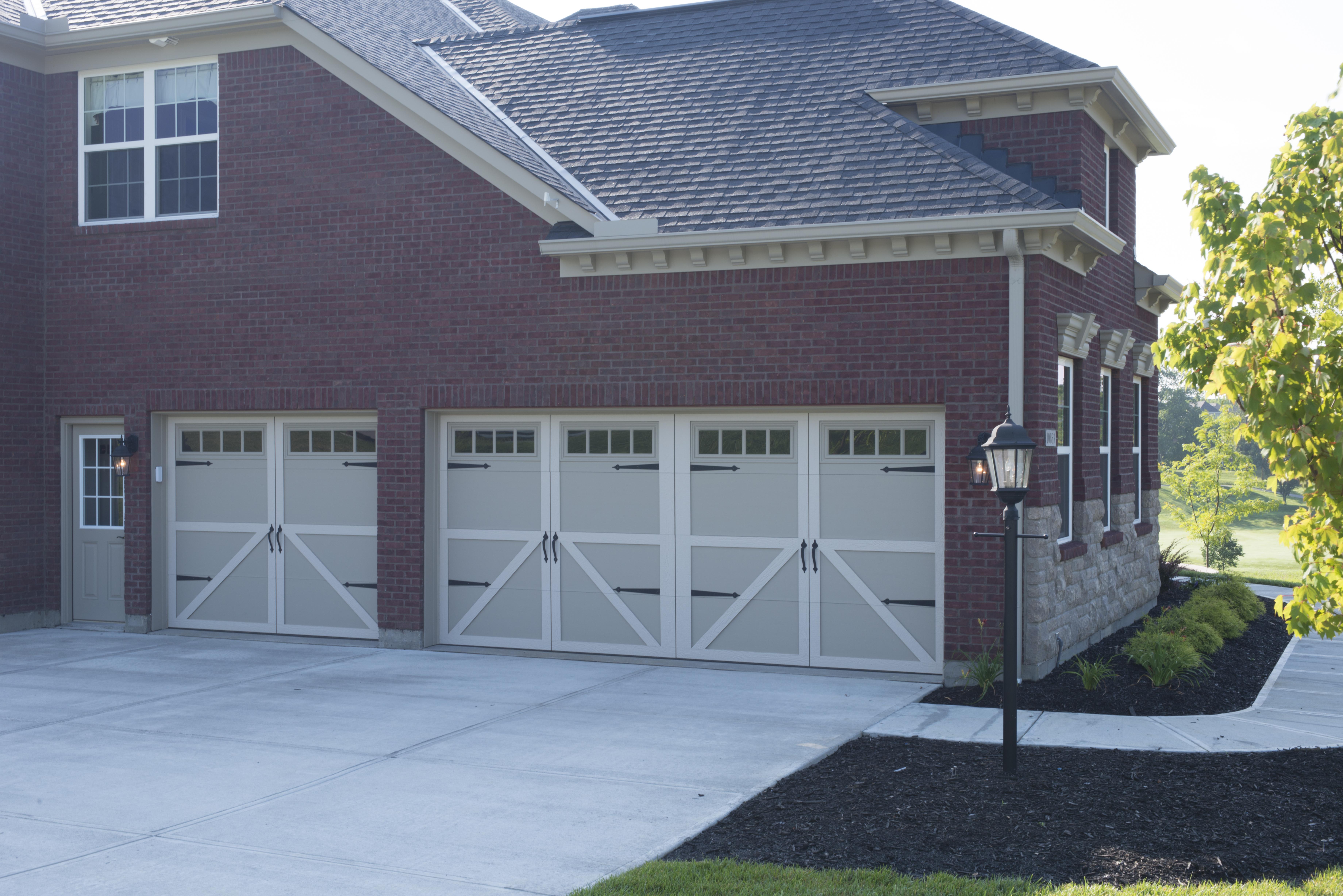 165B Series with Stockbridge windows