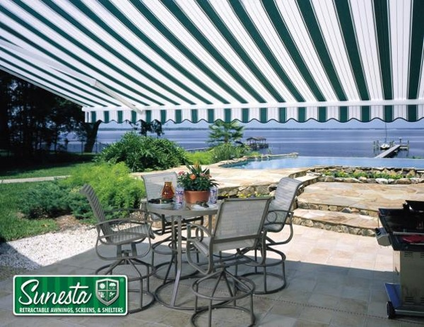 Retractable Awnings For Patios. Previous; Next