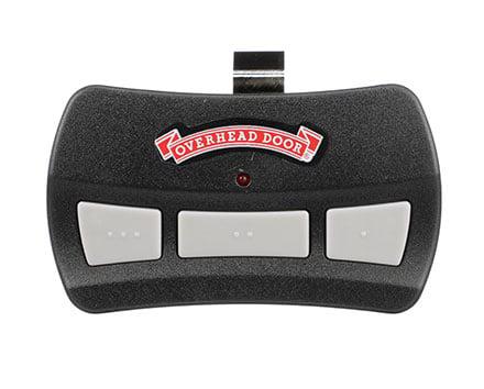 Large Three Button Remote Control