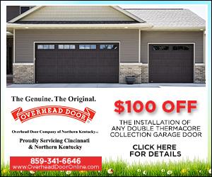 Garage Door Coupon