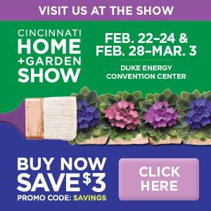 Cincinnati Home & Garden Show