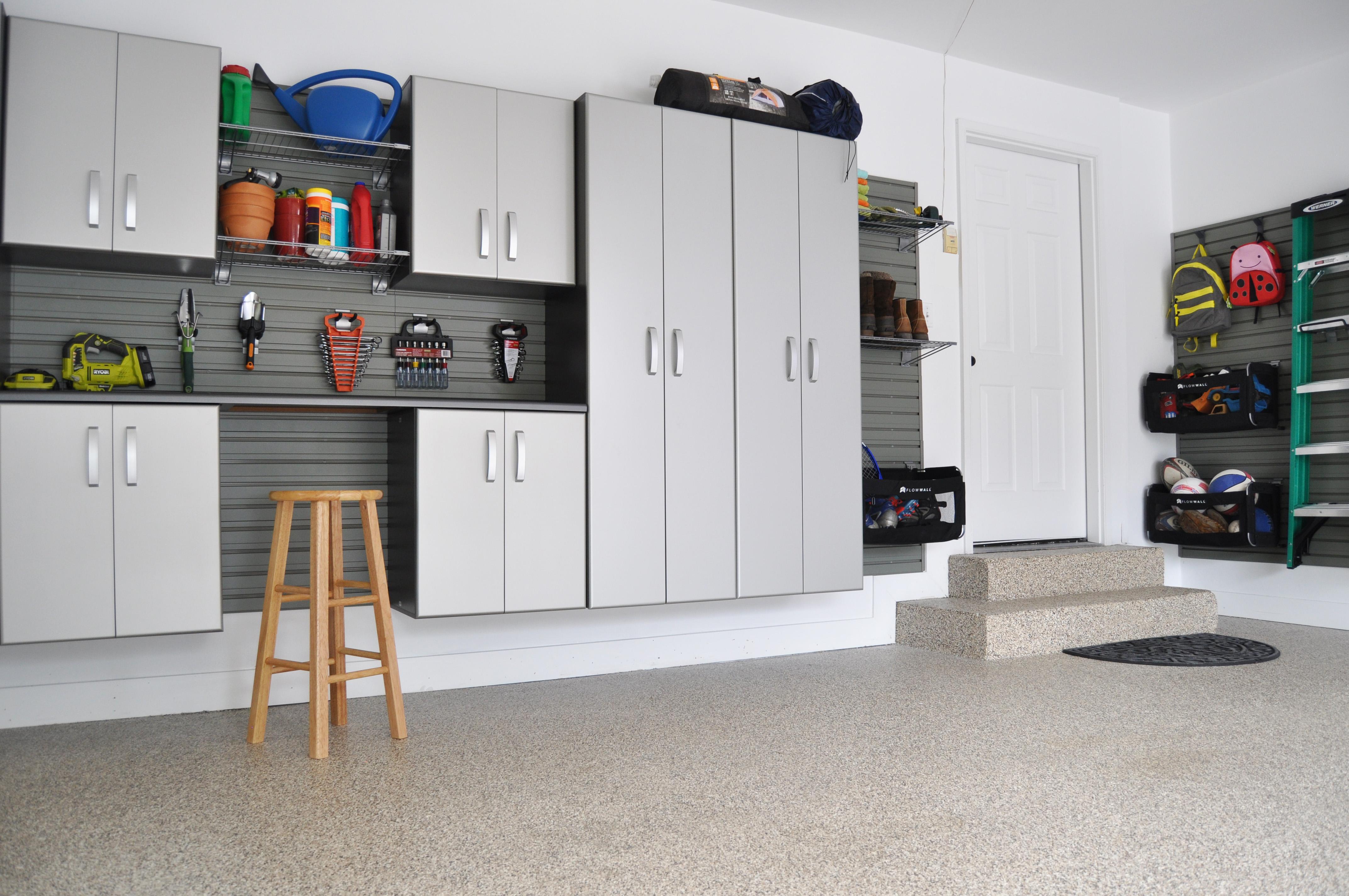 Garage Storage and Organiztions Solutions