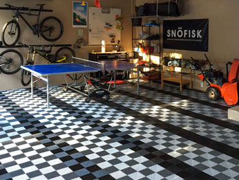 A new garage floor can expand your living space – explore garage flooring options.