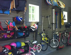 Garage Wall Organization Systems