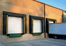loading dock equipment and commercial entry doors