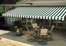 retractable awnings, window canopies, and screens for residential and commercial use – Cincinnati, Ohio