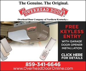 free garage door opener key pad coupon