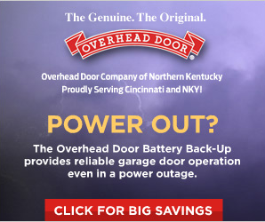 garage door opener coupons