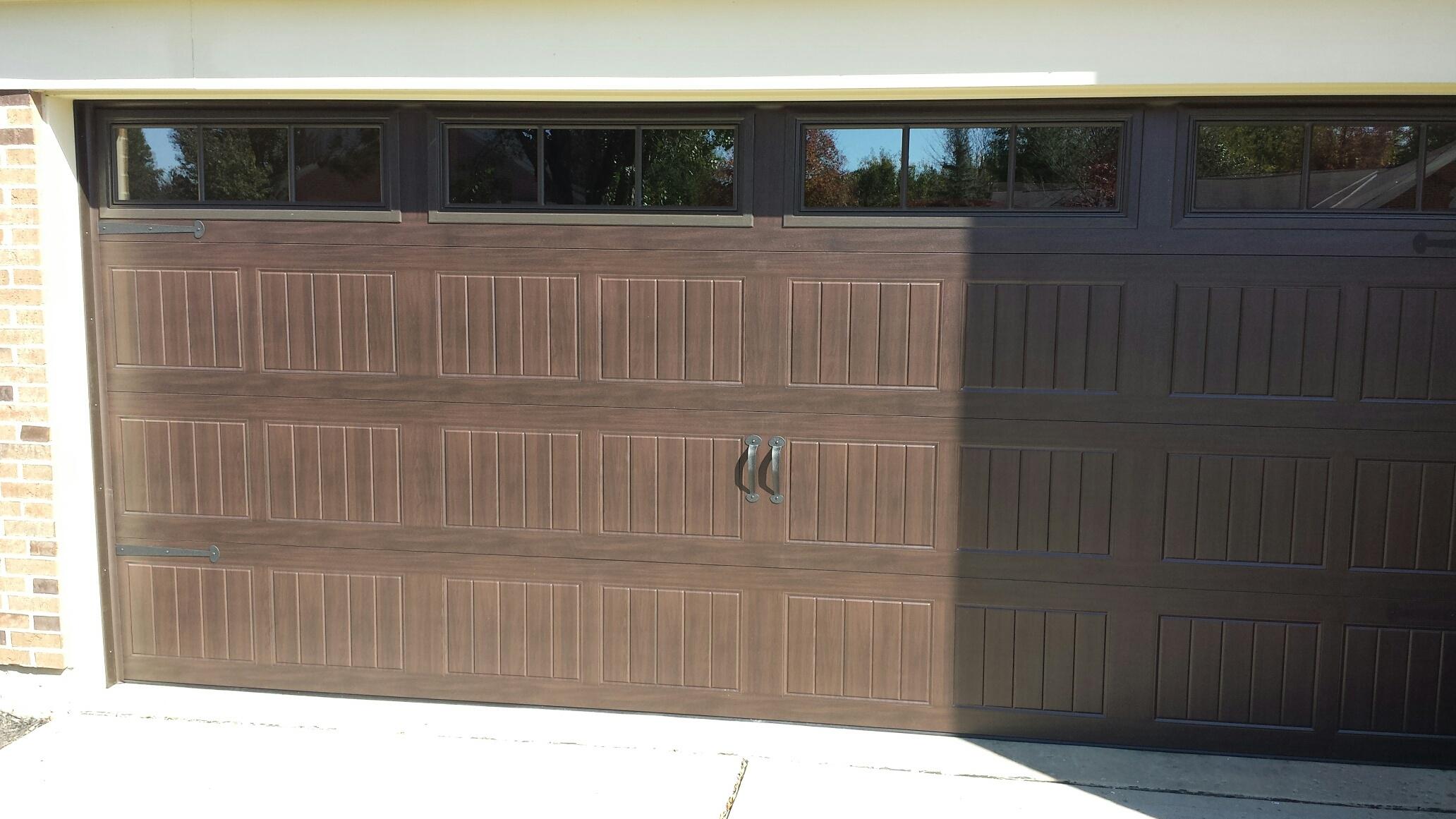 Trim For Garage Windows Magnificent Home Design