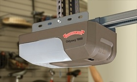 How to Fix My Overhead Dooor Odyssey Garage Door Opener
