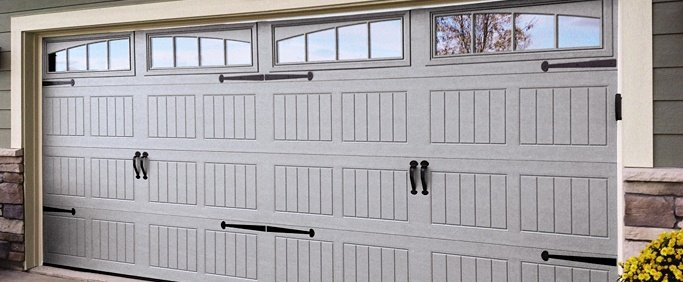 Garage Door, Garage Door Opener, and Garage Door Remote