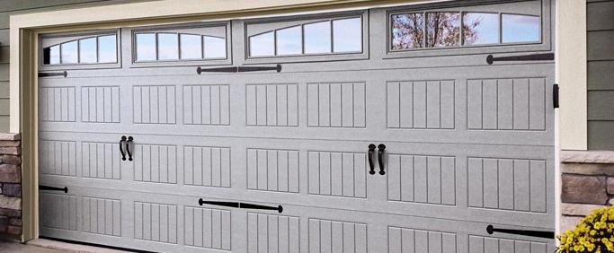 Cincinnati garage door replacement project