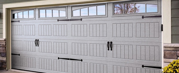 cincinnati garage door replacement project